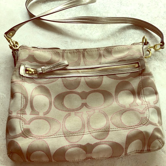 Coach Handbags - Coach over the shoulder/cross body purse